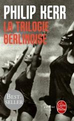 bernie gunther,philip kerr,la trilogie berlinoise,l'été de cristal,la pâle figure,un requiem allemand,seconde guerre mondiale